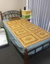 Natural Bamboo Single Bed Sheets Naturally Cool For Good Healthy Sleep