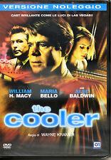 THE COOLER di Wayne Kramer con Alec Baldwin versione noleggio DVD NUOVO