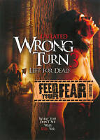 Wrong Turn 3: Left for Dead (Unrated) DVD