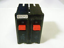 Bryant Type BR BR220 CU-AL Circuit Breaker 2 Pole Unit Issue No LJ-9168