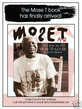 Mose Tolliver  FOLK ART BOOK Mose T  -A  to Z: Mose Tolliver