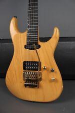 Vintage ESP 48th Street Guitars Super Strat 1980's Natural