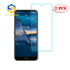 2PCS Tempered Glass Screen Protector For Nokia C5 Endi / Nokia C2 Tava /Tennen