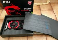 MSI AMD Radeon R9 380 Gaming 4GB GDDR5 2DVI/HDMI / Display Port Video Card CLEAN