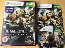 Steel Battalion Heavy Armour Xbox 360 Game! Complete! Look In The Shop!