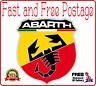 Arbarth Logo Sticker Arbarth Italian Racing Pro Grade Exterior Vinyl