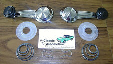 Window Crank Handle Kit Pair Washer Spring Clip Pair **In Stock**
