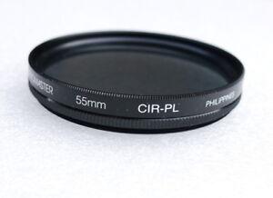 55mm PROMASTER (HOYA) CIR-PL Polarizer Filter - Circular Polarizing C-POL - NEW