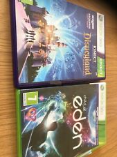 Kinect: Disneyland Adventures And Child Of Eden Kinect Ganes