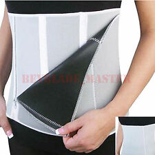 Slimming Belt Adjustable Weight Loss Waist Shaper Girdle Tummy Tuck Fat slim
