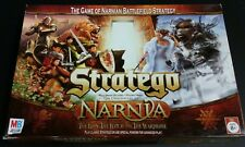 STRATEGO Narnia Lion, Witch & Wardrobe Board Game - CS Lewis - COMPLETE