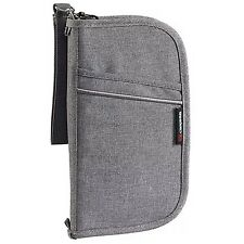 Caribee Document Passport Travel Wallet Purse Carry everything you need while tr