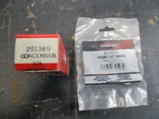 Briggs and Stratton 292021 and 291369 points and condenser