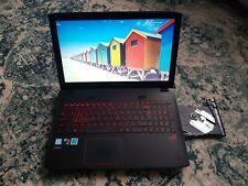 ASUS ROG GL552VW 15.6 inch FHD Gaming Laptop (Intel i7-6700HQ, 16 GB RAM,