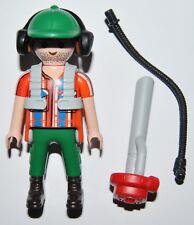 Series 10-H4 Jardinero Playmobil 6840 serie