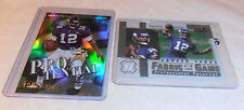 2- DAUNTE CULPEPPER CARD LOT MAKE OFFER ON ONE OR MORE CARDS MINNESOTA VIKINGS