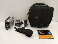 Sony DCR-DVD610 Handycam 40X Optical Zoom DVD Mini Camcorder Video Camera