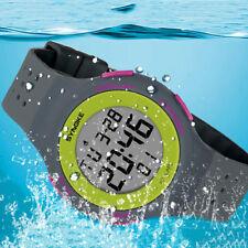 Waterproof Multifunction Sport Electronic Digital Watch For Kids Boy Girl Absorb