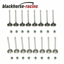 Intake Exhaust Valve Kit For VW Golf GTI Tiguan Beetle AUDI A3 A5 TT Q3 Q5 2.0T