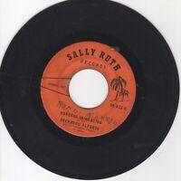 Panama Funk 45 Los Morenos Alegres - Morenos Shingaling on Sally Ruth HEAR!