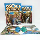 Zoo Tycoon: Complete Collection Pc Computer Game By Microsoft Tested