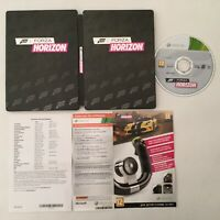 Forza Horizon Limited Collectors Edition Steelbook Xbox 360 Game - UK PAL