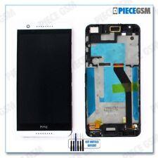 ECRAN LCD + VITRE TACTILE + FRAME  pour HTC DESIRE 820 BLANC + outils