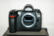 "Superb Nikon D70S 6MP Digital SLR Body IR ""Goldie"" 590nm Infrared Supercolour +"