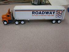Roadway Express '80 50yrs of Service Winross Truck