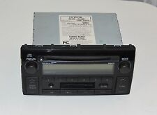 Toyota Camry 16823 Stereo AM/FM Factory oem radio cd tape player 86120 AA040