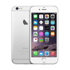 Móviles y smartphones Apple iPhone 6 color plata con 64 GB de almacenaje