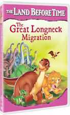 The Land Before Time: The Great Longneck Migration [New DVD]