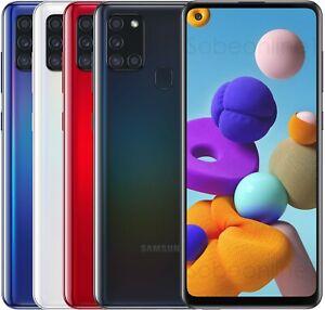 """Samsung Galaxy A21s 32GB 4GB RAM SM-A217M/DS (FACTORY UNLOCKED) 6.5"""" Dual Sim"""