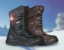 Damen Stiefel Winterstiefel Boots Tex wasserabweisend NEU Winter Schuhe Gr 37-40