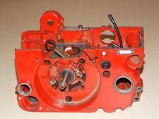 Jonsered 49 SP Used chainsaw parts crankcase crankshaft 504400003