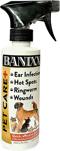 Banixx Pet Care for Fungal & Bacterial Infections 8oz