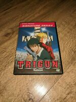 Trigun - Vol. 3: Wolfwood (DVD, 2004, Geneon Signature Series)