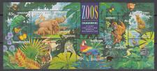 Australien - Michel-Nr. Block 17 II postfrisch/** (Zoo / Gefährdete Tiere)