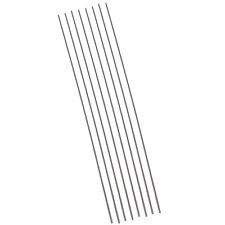 Us Stock 8pcs Od 1mm Id 08mm Length 250mm 304 Stainless Steel Capillary Tube