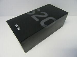 Samsung Galaxy S20 5G SM-G981U - 128GB - Cosmic Gray (Sprint)(T-Mobile) SEALED