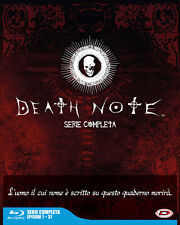 DEATH NOTE The Complete Series (Eps 01-37) (5 Blu-Ray) - Dynit