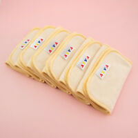 ALVA 6pcs 3-layers bamboo diaper inserts For baby Cloth diaper