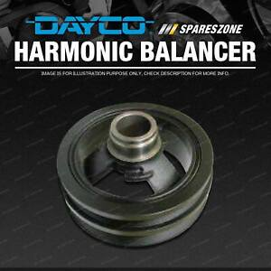 Dayco Powerbond Harmonic Balancer for Holden Caprice WH WK WKII WL