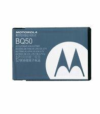 LOT OF 3 OEM Motorola BQ50 Battery V465 W175 W230a W375 W376 em28 em330 Renew