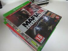 Mafia III Deluxe Edition (Xbox One) manual included FREE P&P