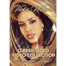 NEW Vickie Winans Classic Gold Video Collection (DVD, 2007) 17 Videos SHIPS FREE
