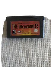 Incredibles (Nintendo Game Boy Advance, 2004)