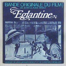 Eglantine 45 tours Jean-Claude Brialy Jean-Jacques Debout Christian Chevalier