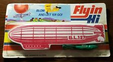 1975 Lesney Flyin Hi B.L 127 Balloon Powered Blimp, Nip~Very Rare~