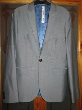 NEXT Signature Boys Smart Grey Jacket Age 5 With Tags Height 110 Cms